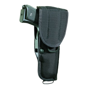 Bianchi 17006 UM92 Universal Military with Trigger Guard Shield Ber; Bren Ten;Colt;Kimber;Llama;M&B;Mauser;PO Nylon Black - 17006