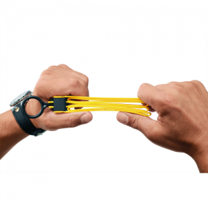 Tri-Fold Restraints (6 Pack) Color: Yellow