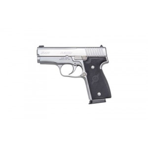 """Kahr Arms Kahr K40 .40 S&W 6+1 3.5"""" Pistol in Stainless - K4048A"""