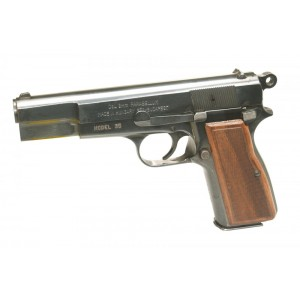 """Pre-Owned Browning - Imported by LSY Defense High Power Clone FEG 35 9mm 13+1 4.64"""" Pistol in Blued - FEG35-WDBB-PO"""