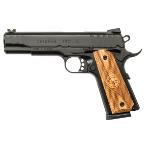 "Chiappa 1911-45 .45 ACP 8+1 5"" 1911 in Black (Custom) - 440030"