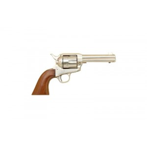 "Cimarron Mod P.45 Long Colt 6-Shot 4.75"" Revolver in Stainless - MP4500"