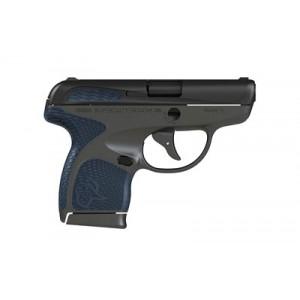 "Taurus Spectrum .380 ACP 6+1 2.8"" Pistol in Black/Blue Polymer - 1-007031-211"