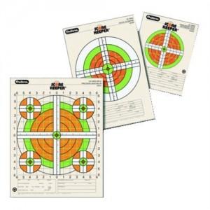 "Redfield 10 Pack 14""x14"" Fluorescent Orange Targets 47388"