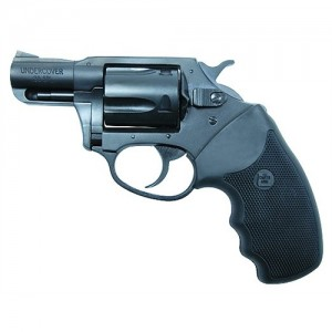 """Charter Arms Undercover .38 Special 5-Shot 2"""" Revolver in Blued - 13820"""