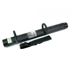 Twin Turbo  Twin Turbo Black A two-man version of the MonoShock Ram Non-sparking and electrically non-conductive to 100,000 volts AC Semi-flex handle system absorbs most of the impact stress