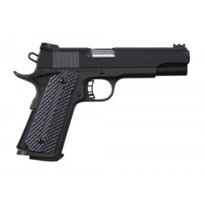"""Rock Island Armory 1911-A1 Tactical II .40 S&W 8+1 5"""" 1911 in Fully Parkerized Frame & Slide - 51719"""