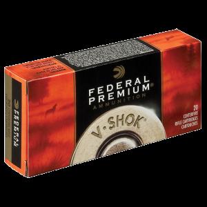 Federal Cartridge .220 Swift Sierra BlitzKing, 50 Grain (20 Rounds) - P220C