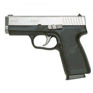 "Kahr Arms CW40 .40 S&W 6+1 3.5"" Pistol in Two Tone - CW4043"