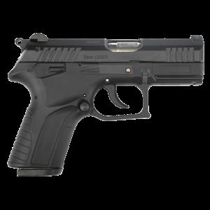 "Bersa P11 9mm 12+1 3.3"" Pistol in Black Polymer (9mm) - GPP11"