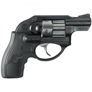 """Ruger LCR .38 Special 5-Shot 1.87"""" Revolver in Matte Black - 5402"""