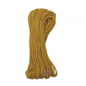 Mustard 100' 7-Strand 550 Paracord #550 Commercial 7-Strand