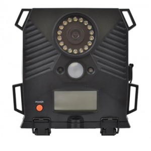 Wildgame Innovations Enhanced Trail Camera 4 MP Black Finish N4E