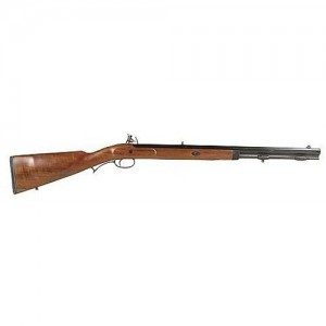 Lyman 50 Cal. Flintlock Blackpowder Rifle w/Blue Finish 6033146