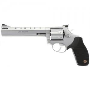 "Taurus 627 .357 Remington Magnum 7-Shot 6.5"" Revolver in Matte Stainless - 2627069"