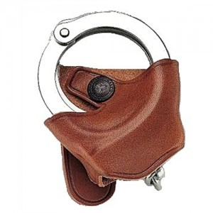 Galco International Cuff Case for System or Belt in Tan Smooth Leather - SC72