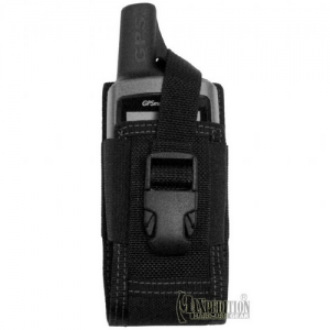 5' Clip-On Phone Holster Color: Black