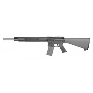 "Olympic Arms Targetmatch .204 Ruger 30-Round 20"" Semi-Automatic Rifle in Stainless Steel - K8-204"