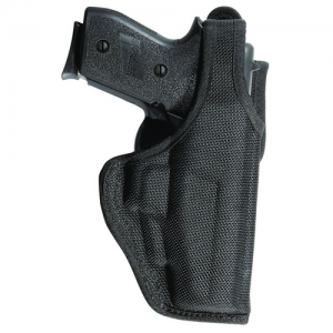 Accumold Defender Duty Holster Gun FIt: 13A - SIG SAUER P220, P226 Hand: Right Hand Color: Black - 18782