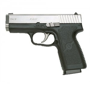 "Kahr Arms CW9 9mm 7+1 3.5"" Pistol in Two Tone - CW9093"