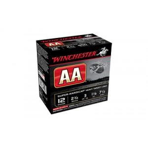 Winchester AA Super Handicap .12 Gauge Shot (25-Rounds) - AAHA127
