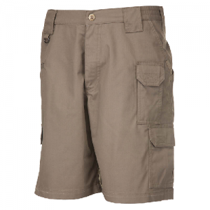 5.11 Tactical Pro Men's Tactical Shorts in Tundra - 34