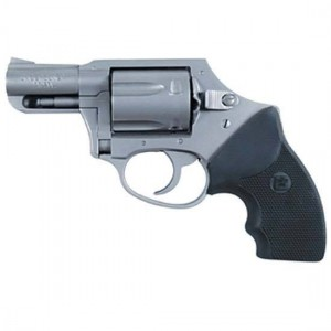 """Charter Arms Undercover .38 Special 5-Shot 2"""" Revolver in Stainless - 73811"""