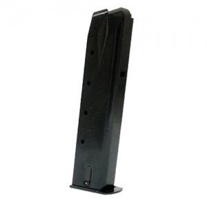 Mec Gar 9mm 20-Round Steel Magazine for Ruger P85/P89/P93/P94/P95/PC9 - RP8520B