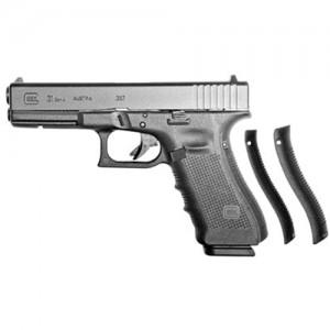 "Glock 31 .357 Sig Sauer 15+1 4.49"" Pistol in Black (Gen 4) - PG3150203"