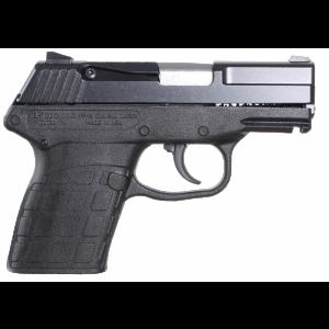 """Kel-Tec PF-9 9mm 7+1 3"""" Pistol in Aluminum Alloy - PF9BBLK"""