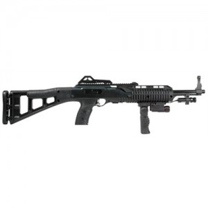 "Hi-Point Carbine 9mm 10-Round 16.5"" Semi-Automatic Rifle in Matte Black - 995FGFLLAZTS"