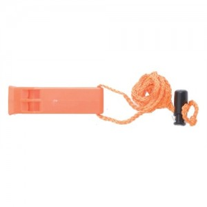 Mace Security International Whistle with Lanyard 80151
