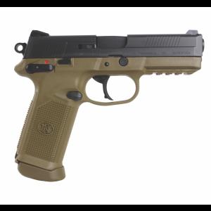 "FN Herstal FNX-45 .45 ACP 15+1 4"" Pistol in Black (Manual Safety) - 66964"