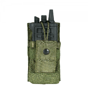 Small Radio/GPS Pouch OD  STRIKE Small Radio/GPS Pouch, Color: Olive Drab