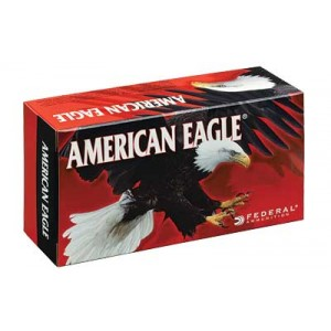 Federal Cartridge American Eagle Varmints .22-250 Remington Jacketed Hollow Point, 50 Grain (20 Rounds) - AE22250G