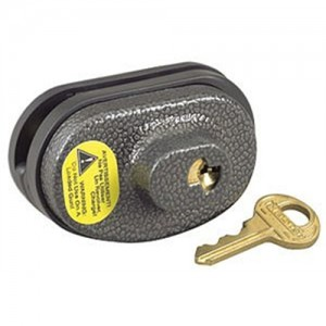 Master Lock Adjustable Gun Lock 90DSPT