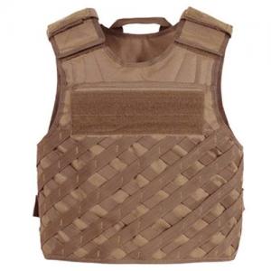 F.A.S.T. Vest w/ new Universal Lattice Molle Color: Coyote Size: XLarge-2XLarge