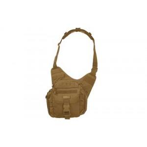 5.11 Tactical Push Pack Waterproof Sling Backpack in Flat Dark Earth - 56037