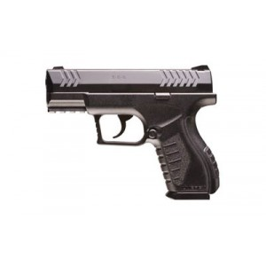 "Rws/umarex Xbg Bb Pistol, 4.25"" Barrel, Black Finish, Synthetic Grips, Co2 Powered, 19rd, 410 Feet Per Second 2254804"
