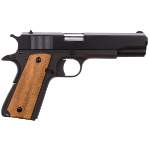 "Taylors & Co 1911 .45 ACP 7+1 5"" 1911 in Black (Traditional) - 1911AC"