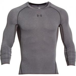 Under Armour HeatGear Men's Undershirt in Carbon Heather - Small