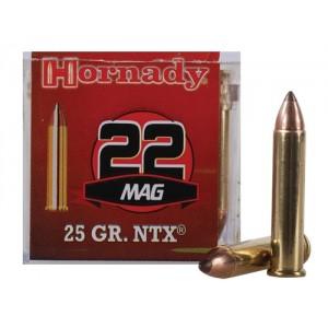 Hornady 22 Winchester Magnum 25 Grain Non-Toxic Lead Free, 50 Round Box, 83201
