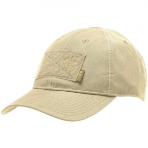 5.11 Tactical Flag Bearer Cap in Khaki - One Size Fits Most