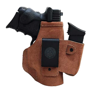 """Galco International Belt Right-Hand IWB Holster for Kahr Arms Mk40, Mk9, Pm40, Pm9 in Natural (1.75"""") - WLK460"""
