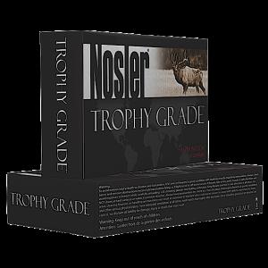 Nosler Bullets Trophy Grade .375 H&H Magnum AccuBond, 300 Grain (20 Rounds) - 60070