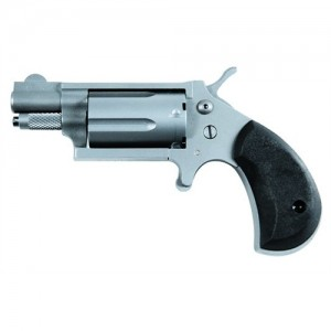 """Charter Arms Dixie .22 Winchester Magnum 5-Shot 1.12"""" Revolver in Stainless - 72313"""