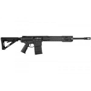 """Black Rain Ordinance Black Gas .308 Winchester/7.62 NATO 20-Round 18"""" Semi-Automatic Rifle in Black - BRO-PG15"""