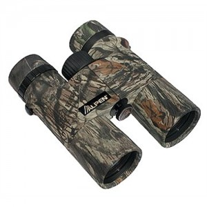 Alpen Waterproof Mossy Oak Break Up Binoculars w/Long Eye Relief 495MO