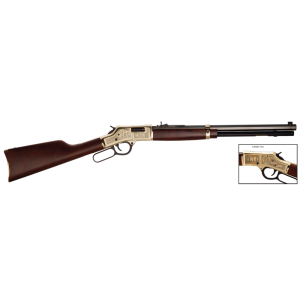"Henry Repeating Arms Big Boy American Oilman Tribute .44 Remington Magnum 10-Round 20"" Lever Action Rifle in Blued - H006OM"