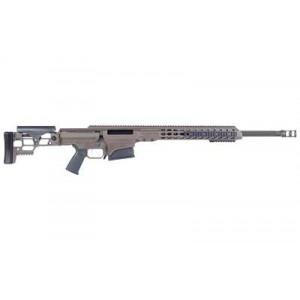 "Barrett Firearms MRAD .338 Lapua Magnum 10-Round 24"" Bolt Action Rifle in Multi-Role Brown - 14349"